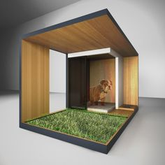Luxury dog house  In DD.ZIP  Designed by Seung Hyun Cho