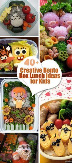40+ Creative Bento Box Lunch Ideas for Kids & Spiderman Onigiri Bento   mymealbox bento   Pinterest   Bento ... Aboutintivar.Com