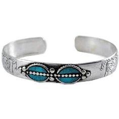 Tibetan White Metal Dorje Turquoise Bracelet, TB 36 (Jewelry)  http://www.amazon.com/dp/B007JL5Q34/?tag=iphonreplacem-20  B007JL5Q34