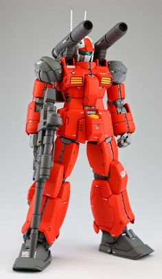 1/144 RX-77-2 Guncannon (Garage Kit) - To Be Re-Sale @ C3 x Hobby 2014 (Japan) [Updated 8/13/14]