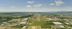 The old airfield at CFB Lahr........Turned over to Germany 1993