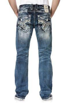 Rock Revival - EARL STRAIGHT LEG JEAN, $169.00 (http://www.rockrevival.com/men/new-arrivals/earl-straight-leg-jean/mj-rj8794j-earl-j/)
