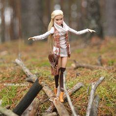 G r nt n n olas i eri i 1 ki i ayakta ayakkab lar ve a k hava Barbie Life, Barbie World, Dolly Fashion, Fashion Dolls, Doll Style, Barbie Tumblr, Custom Barbie, Barbies Pics, Barbie Fashionista Dolls