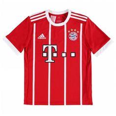 Maillot Bayern Munich Enfant Domicile 2017 2018