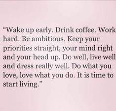 Let It All Go, Feeling Hopeless, Heads Up, Touching You, How To Wake Up Early, Kiss You, Priorities, Self Love, Work Hard