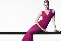 Donna Karan Resort 2013 Ad Campaign w/Karlie Kloss
