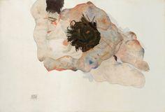 Egon Schiele- Embrace 1912