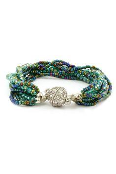 <3 #bracelet #beads
