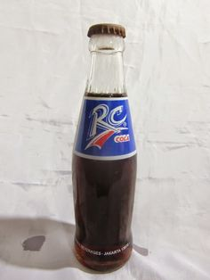 CILEGON ANTIQUE: Antique Bottle - RC Jadul