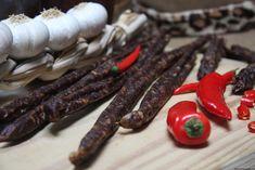 Making Droë Wors, Dry Wors, Biltong | Biltong Blog Dried Sausage Recipe, Sausage Recipes, South African Dishes, South African Recipes, Milk Bread Recipe, African Spices, Snack Recipes, Cooking Recipes, Cooking Tips