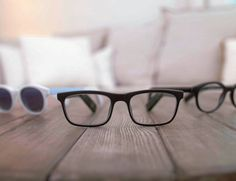 Meet Vue, the world's first pair of smart glasses that are stylish and discreet. Vue is the world's first pair of smart glasses that are designed for everyday use. Offered in prescription, plano, and sunglasses.#smartglasses #vueglasses #newtech