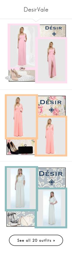 """""""DesirVale"""" by blagica92 on Polyvore featuring moda, Alexander McQueen, Casadei, plus size dresses, L.K.Bennett, Christian Louboutin, Dune, COVERGIRL, Mulberry i Dorothy Perkins"""