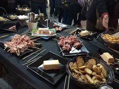 Los productos #Lacuina y #Picken presentes en la inauguración de la exposición 'Diseña Crea Recicla' de La Chaise #food