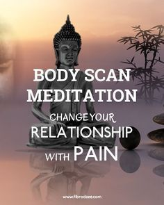 The body scan meditation is a healing form of meditation. It is a mindfulness practice that can be very helpful for stress, anxiety, and physical pain. Mindfulness Practice, Mindfulness Meditation, Guided Meditation, Meditation Space, Breathing Meditation, Natural Pain Relief, Back Pain Relief, Stress Relief, Meditation Techniques