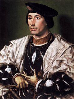 Ευγενής από την Βουργουνδία (1528-30)