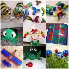 Brinquedos Recicláveis 3 Dicas de Como Fazer Brinquedos Recicláveis