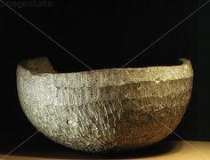 Viking soapstone bowl, Denmark.