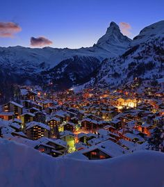 Spa Hôtel Alpenhof | Zermatt, Suisse