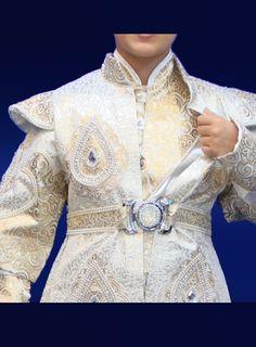 Sünnet kıyafeti Şehzade Altın Beyazı | sünnet kıyafetlerim
