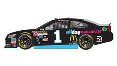 Jamie McMurray   Paint Scheme Preview: Charlotte   NASCAR.com