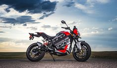 The 2016 Empulse TT is the first all-electric addition to the Victory lineup.