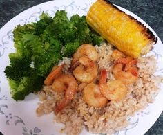 Debbi Does Dinner... Healthy & Low Calorie: Scrumptious Shrimp Scampi