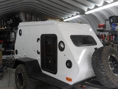 Skerfans New Shuttle Pod Trailer Build - Page 3 - Toyota FJ Cruiser Forum