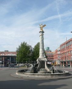 De Draak bij het stationsplein 's-Hertogenbosch