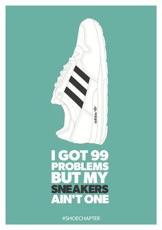 sneakers poster shoechapter