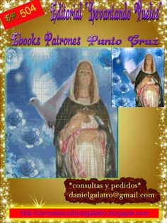 Duendes del Sur: EBOOKS PATRONES :Nuestra Señora de la Dulce Espera...