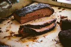 La Barbecue, Austin, Texas is a true institution which often topsAustin's Best BBQ lists