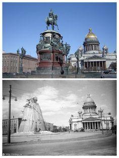 San Peterburgo antes y despues de la guerra http://sanpetersburgo-espanol.com/