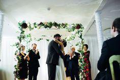 alternative wedding photographer glasgow scotland pollokshields burgh hall uk (30)