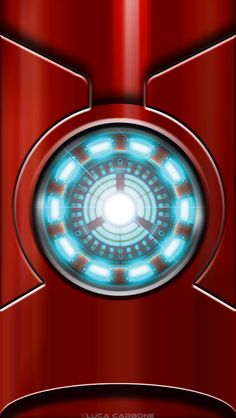 Wallpaper created for iPhone that has given me huge satisfaction! Sfondo realizzato per iPhone che mi ha dato grandissima soddisfazione! Iron Man Arc Reactor by TrooperVB on deviantART