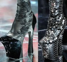Stylishly...délicieux!: Shoe Trends: Autumn/Winter '09-'10 (Part 1)