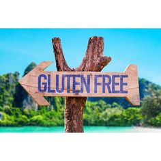 Going gluten-free? It's easy as 1, 2, 3!