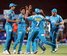 Pune Warriors vs Rajasthan Royals