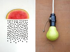A fun series of limited edition prints by German photographer Sarah Illenberger.