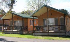 Waterfront family accommodation in Batemans Bay » BIG4 Batemans Bay Easts Holiday Park