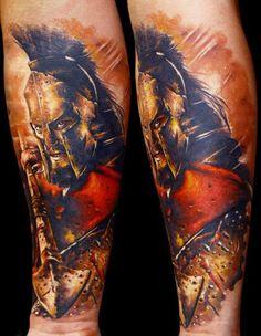 Tattoo Artist - Sergey Gas | www.worldtattoogallery.com/movies_tattoo