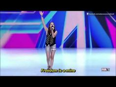 Carly Rose Sonenclar-- Original Audition for X Factor 2012 (uncut with video) HD - YouTube