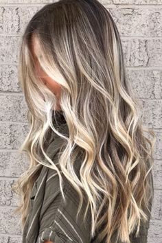 blonde highlights with the face framing money piece - All For Hair Color Balayage Brown Hair With Blonde Highlights, Brown Hair Balayage, Hair Color Balayage, Face Frame Highlights, Highlights Around Face, Blonde Foils, Brassy Blonde, Platinum Highlights, Hair Lights