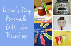 7 Homemade Father�s Day Gift Ideas from Kids