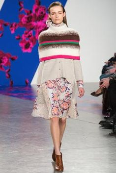 Thakoon Fall 2014 Ready-to-Wear Fashion Show: Complete Collection - Style.com