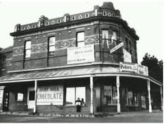 Serpell's Shop located where Doncaster Shoppingtown is today.