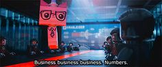 "You're business savvy. | Community Post: 17 Signs Princess Unikitty From ""The Lego Movie"" Is All Of Us"