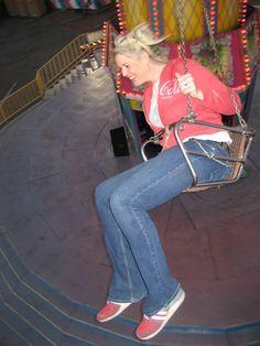 I <3 the swings.