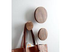 Dot Coat Hooks via betterlivingthroughdesign.com