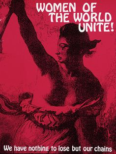 Women of the World Unite poster