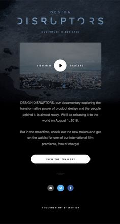 25 Product Launch Announcement Email Examples (From Real Brands) Email Marketing Design, Email Marketing Campaign, Direct Marketing, Marketing Plan, London Friend, Black Buddha, Mailer Design, Dating In London